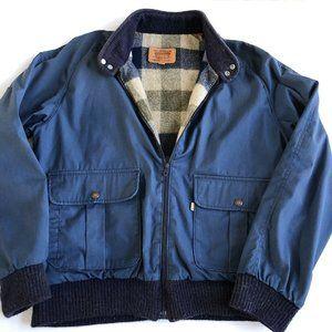 Levi's Wool Blanket Lined Jacket Medium